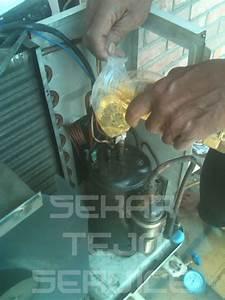 Cara Menambah Oli Kompresor Ac Split