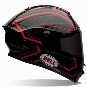 Casque De Moto : casque moto bell star pace red ixtem ~ Medecine-chirurgie-esthetiques.com Avis de Voitures