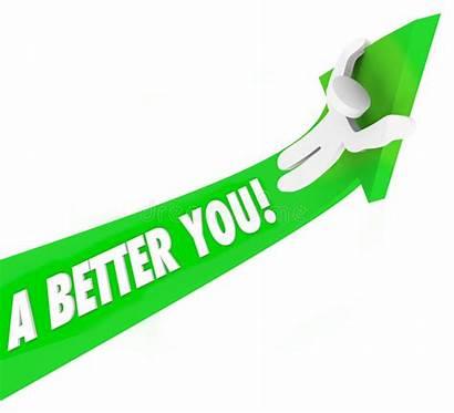 Improvement Self Better Arrow Words Help Freccia
