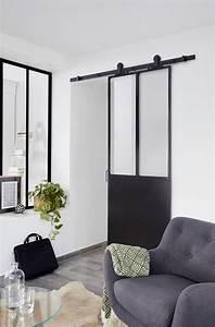 Verriere Pas Cher : o trouver une porte coulissante atelier style verri re ~ Premium-room.com Idées de Décoration