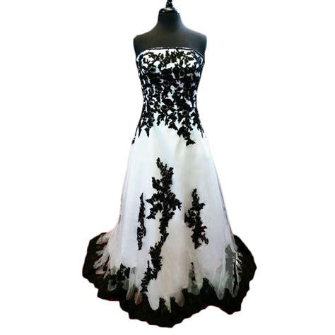 black and white plus size tulle wedding dress promotion shop for wedding dress inspiration