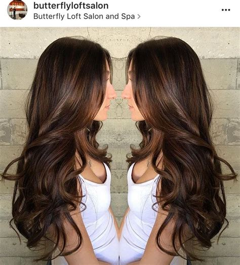 Ideas For Hair Colour For Brunettes by 35 Chocolate Brown Hair Color Ideas For Brunettes Eazy Glam