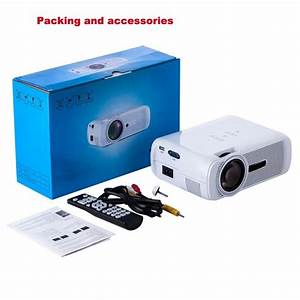 2016 Ge80 3d Led Mini Projector 1080p Full Hd Home Theater