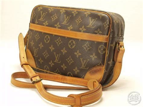 authentic louis vuitton monogram trocadero shoulder bag