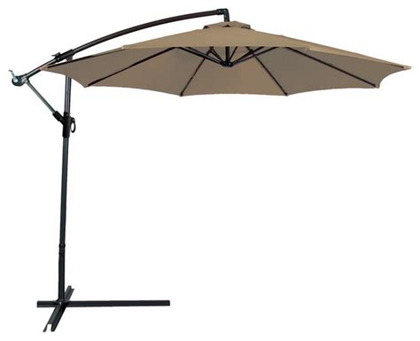 odaof 10 patio umbrella offset hanging umbrella outdoor