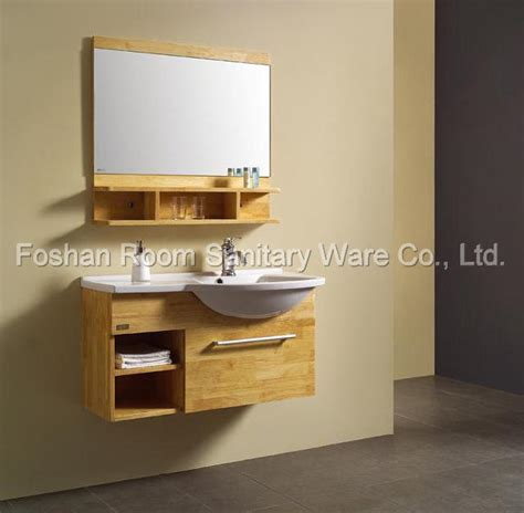 Solid Wood Bathroom Cabinet by China Solid Wood Bathroom Cabinet Tc3705 China