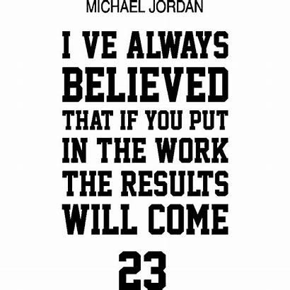 Citation Jordan Michael Believed Always Ve Sticker