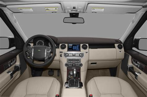 land rover lr4 interior 2010 land rover lr4 price photos reviews features