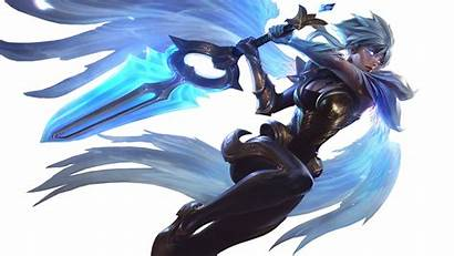Riven Dawnbringer Render League Legends Fan Guardian