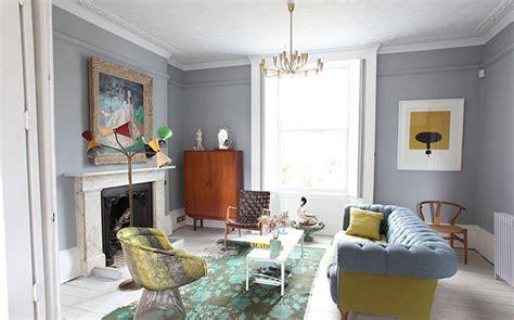 d 233 coration chic et coquette dans une maison londonienne