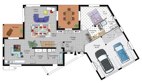 plan maison 1 chambre plan maison gratuit le bon plan pour construire ou faire
