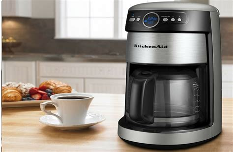 nw kitchenaid architect kcmcs silver  cup glass