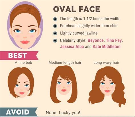 ultimate hairstyle guide   face shape beauty coupe de cheveux coiffure