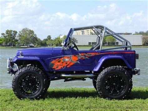 roll cage   jeep wrangler yj  awesome dream