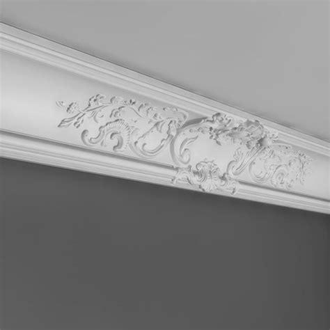 corniche moulure de plafond luxxus orac decor pour deco rail c338a ceiling