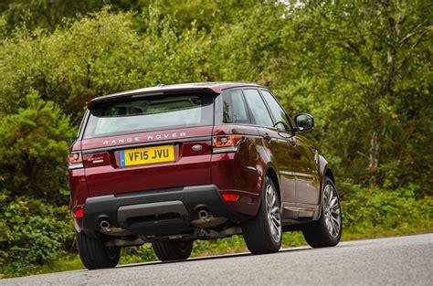 Range Rover Sport 16 Sdv6 Hse Dynamic Review 2016 Range Rover Sport 3 0 Sdv6 Autobiography Dynamic