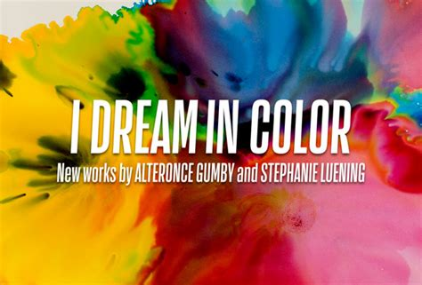 dreams in color i in color march 2017 hammond harkins galleries