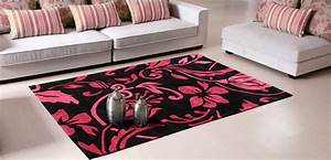 tapis salon framboise With tapis framboise salon