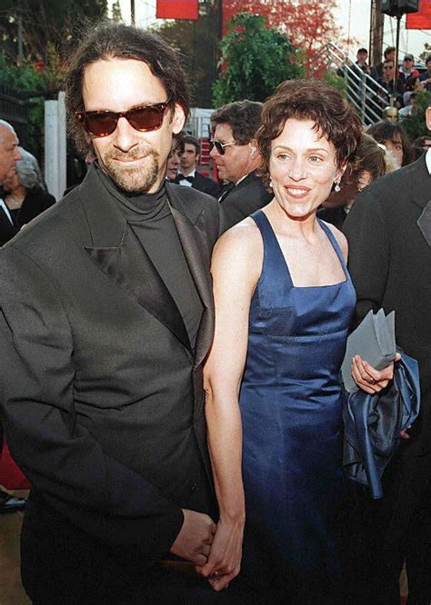 Joel Coen and Frances McDormand | Celebrity Couples at the ...