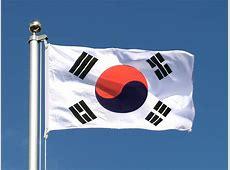 Drapeau pas cher Corée du Sud 60 x 90 cm Monsieurdes