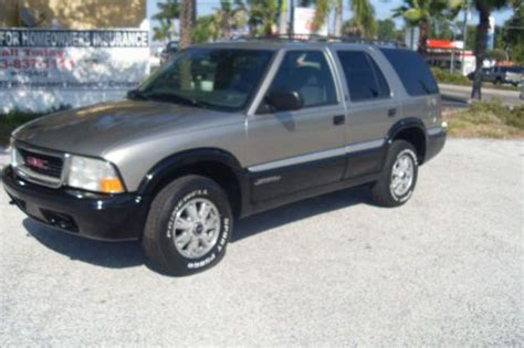 how cars run 2001 gmc jimmy on board diagnostic system sell used 2001 gmc jimmy in ta florida united states