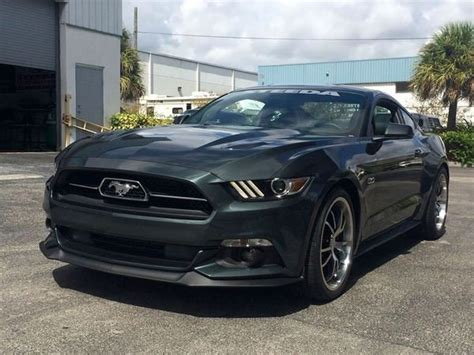 Different Types Of Ford Mustangs