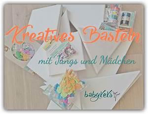 Basteln Mit Mädchen : kreatives basteln mit jungs und m dchen babykeks ~ Lizthompson.info Haus und Dekorationen