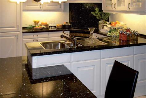Granit Arbeitsplatte Schwarz by K 252 Chenarbeitsplatten Granitarbeitsplatten Granit