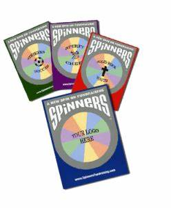 Spinners Fundraiser Up To 97 Profit Abc Fundraising