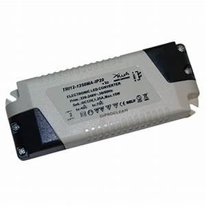 Transformateur Pour Led 12v : transformateur 12v 15w sp cial eclairage led ~ Edinachiropracticcenter.com Idées de Décoration