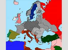 OTL 'Standard' Maps of Europe Page 3 Alternate History