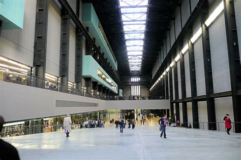 tate modern contemporary gallery s walk