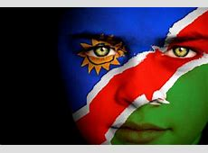Namibia Flag Pictures