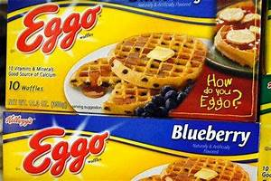 Curtailed Convenience Foods: Eggo Waffle Shortage Shouts ...