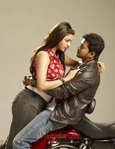Picture 616976 | Hot Kajal Agarwal & Vijay in Jilla Movie ...