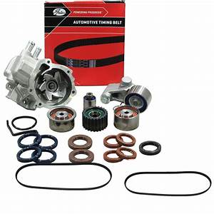 Timing Belt Kit Hydraulic Water Pump For Subaru Forester