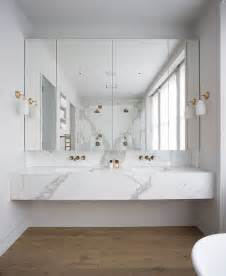 marble bathroom ideas 36 floating vanities for stylish modern bathrooms digsdigs