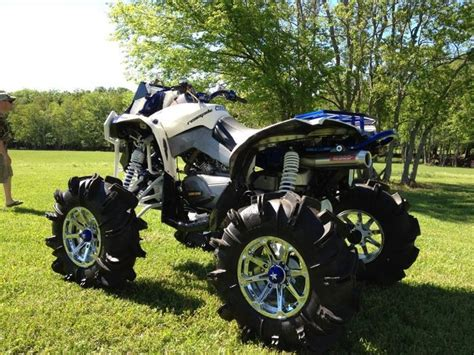 mudding four wheelers 17 best images about atvs on pinterest indoor polaris