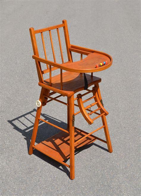 chaise haute pour bébé chaise en bois bebe mzaol com