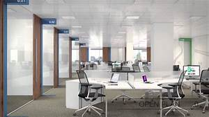 perfect stunning office interior design inspir 15582 With office furniture and design concepts