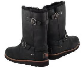 ugg womens mackie boots ugg noira black for from landau store