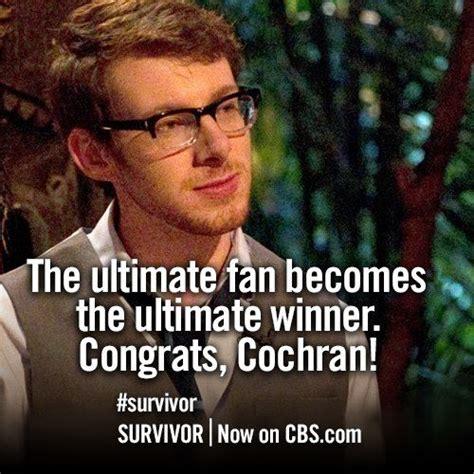 Cochran WON,