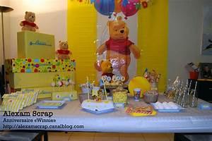 deco winnie l ourson anniversaire 28 images With salle de bain design avec décoration anniversaire winnie l ourson