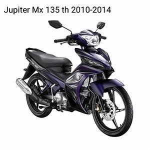 Jual Gir Set Yamaha Jupiter Mx 135 New Jamin Original Ygp