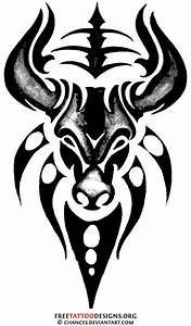 Bull Tattoo Art | 50 Taurus Tattoos