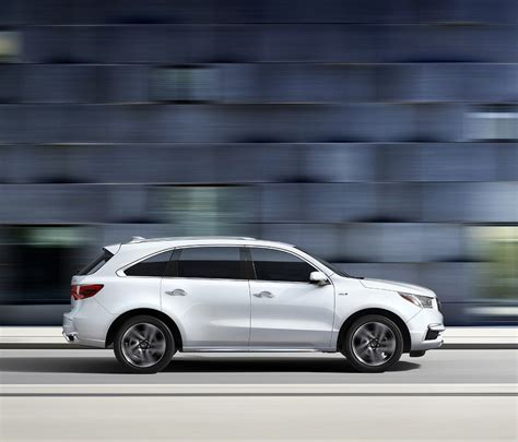Acura Vehicles by 2017 Acura Mdx Coming This Year