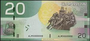 Canadian 20 Dollar Bill 2004 Queen Elizabeth II|World ...