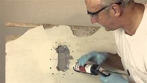 Diy Plaster Patching  U2014 How To Patch Plaster After Removing