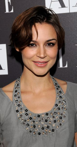 samaire armstrong hairstyle french fashions