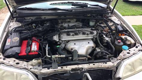 car engine manuals 1997 acura cl interior lighting 1997 acura cl 2 2 premium engine and interior youtube